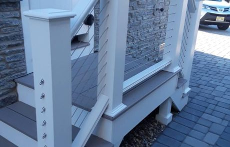 Phoenix Manufacturing Cable Railings