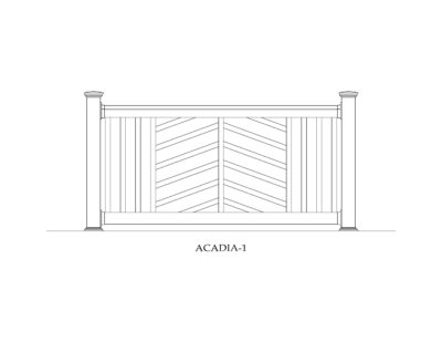 Phoenix Manufacturing Specialty Panels - Acadia 1