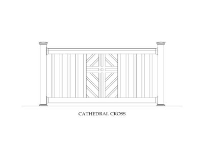 Phoenix Manufacturing Specialty Panels - Cathedral Cross