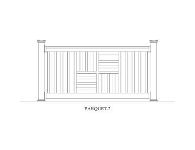 Phoenix Manufacturing Specialty Panels - Parquet 1