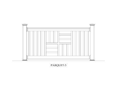 Phoenix Manufacturing Specialty Panels - Parquet 3