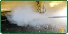 Heavy Equipment Pressure Washing Business