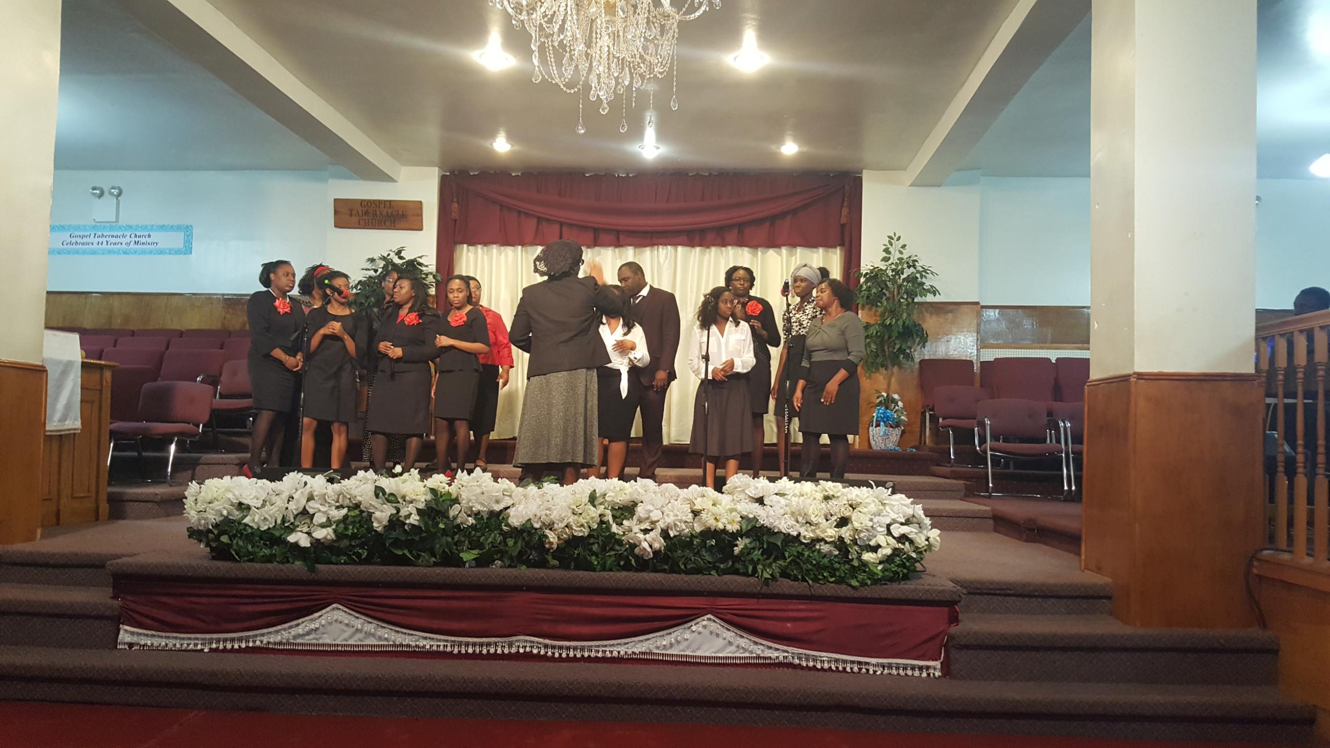 Apostolic Music Ministry - Apostolic Voice
