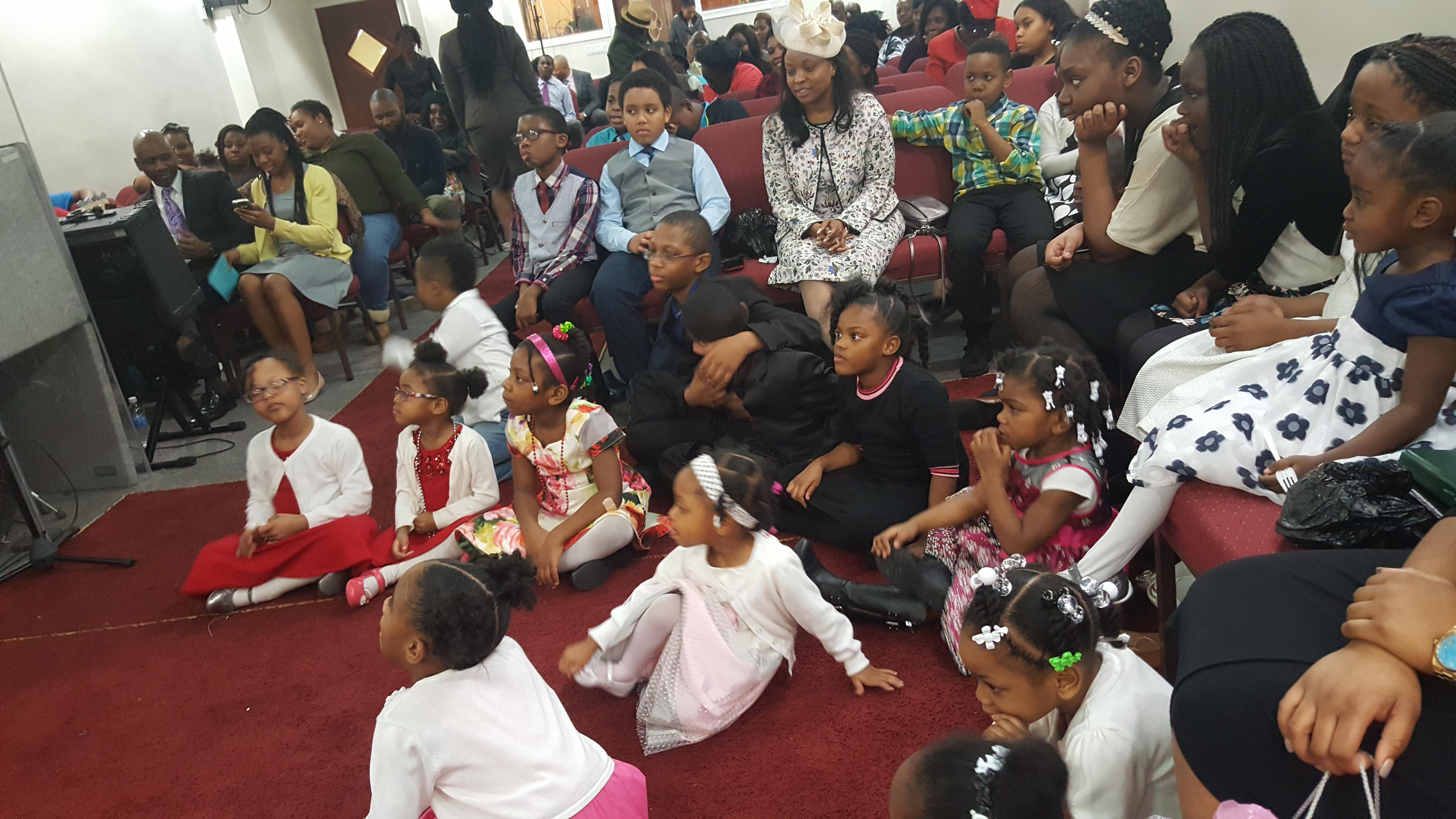 Apostolic Church of God 7th Day Children Appreciation Day