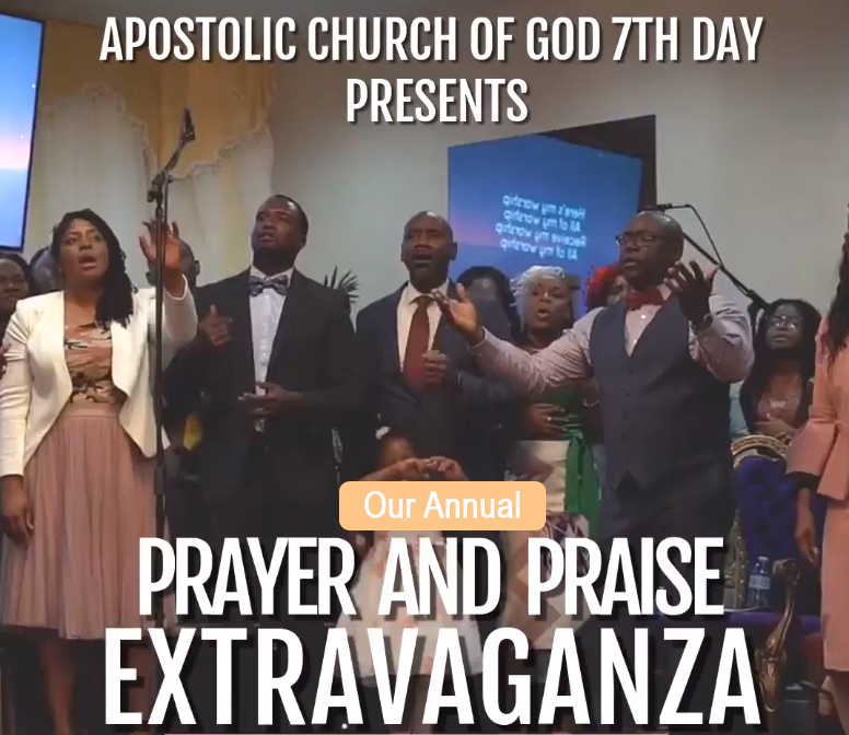 Prayer and Praise Extravaganza