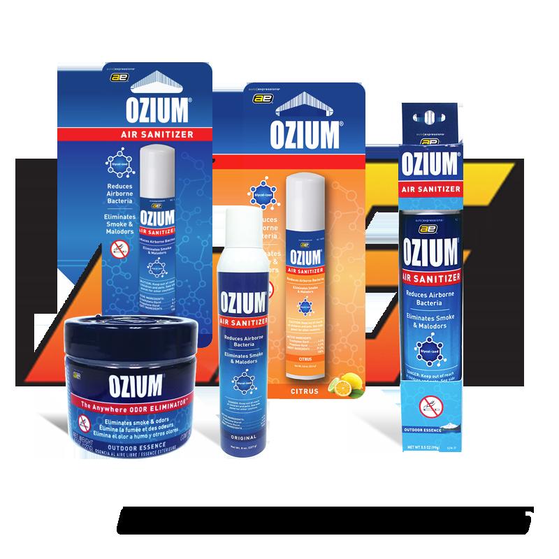 Ozium Products