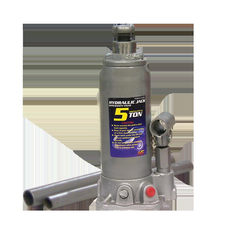 Hydraulic Jack, 5-Ton