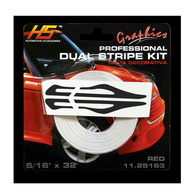 Graphics Stripe Kit, Black
