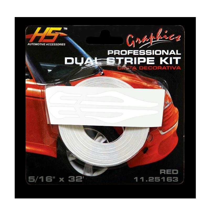 Graphics Stripe Kit, White