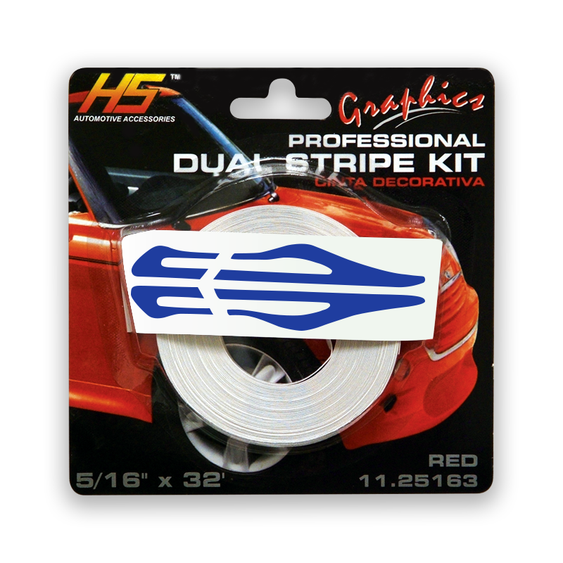 Graphics Stripe Kit, Blue