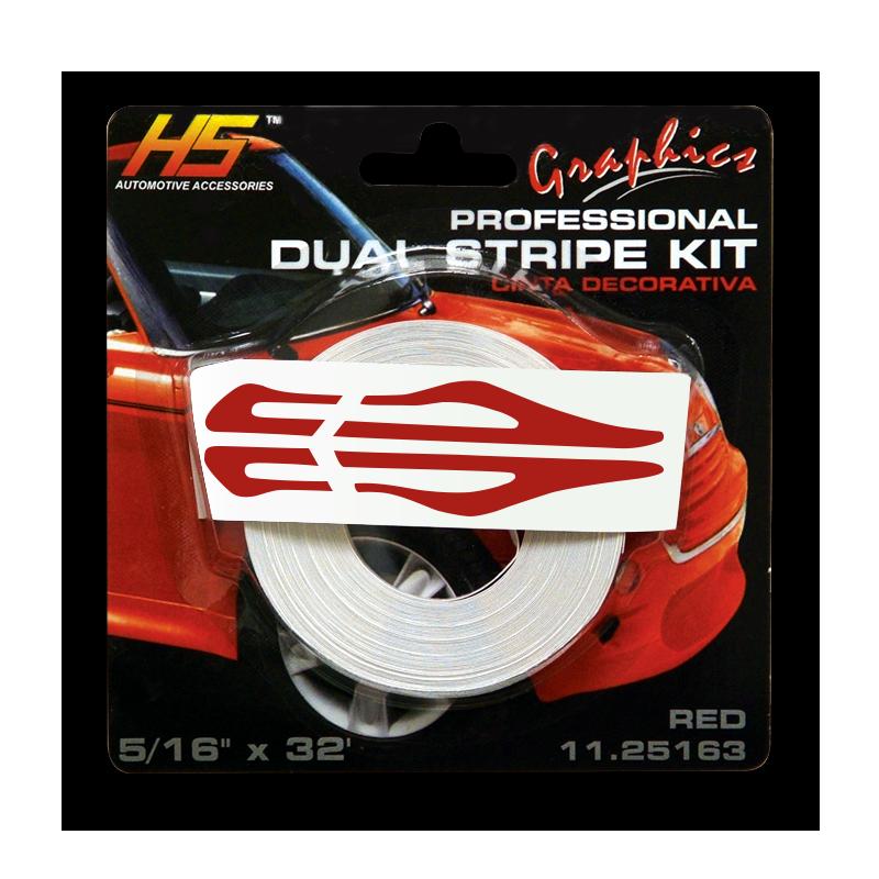 Graphics Stripe Kit, Red