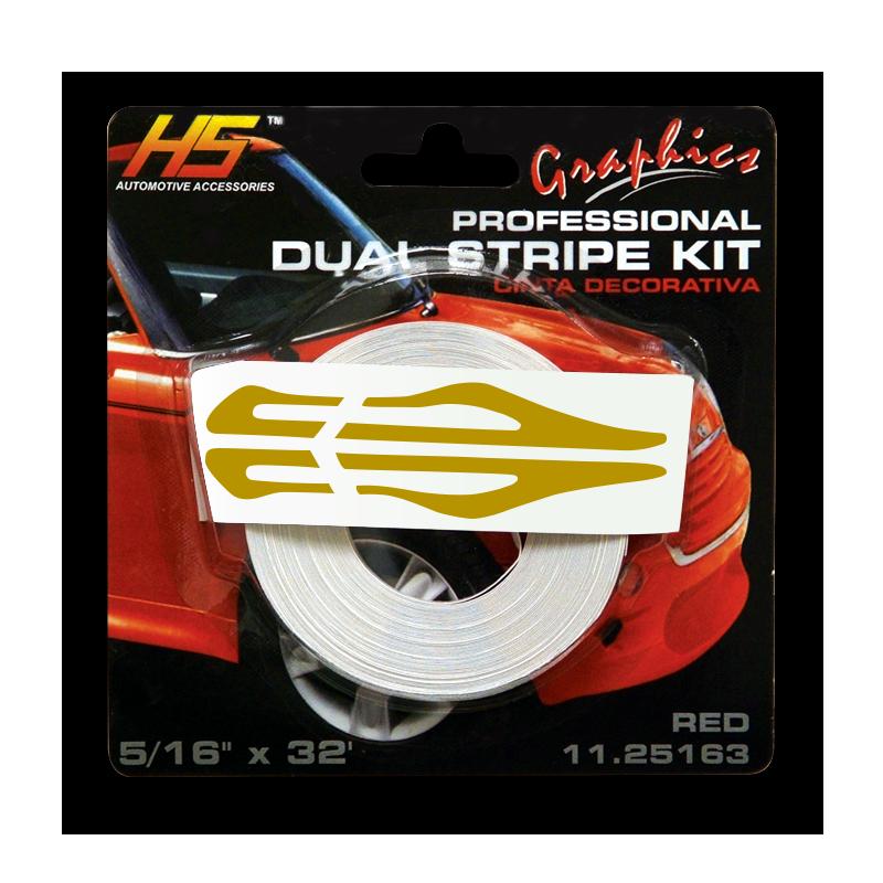 Graphics Stripe Kit, Gold