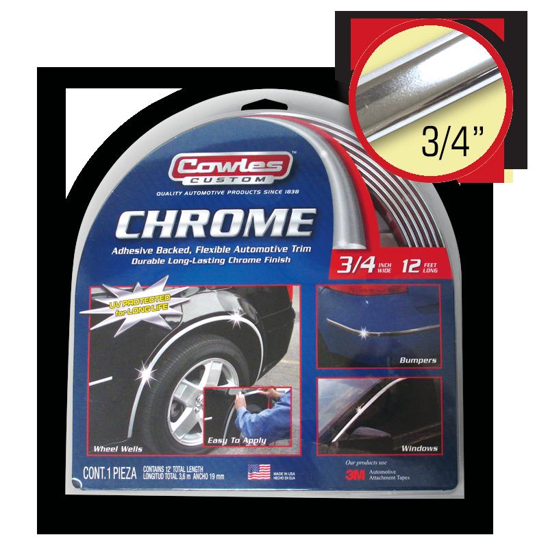 Chrome Trim