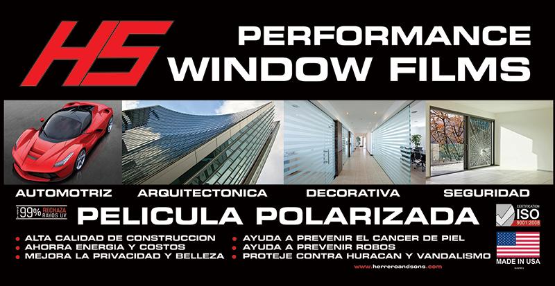 HS Window Films