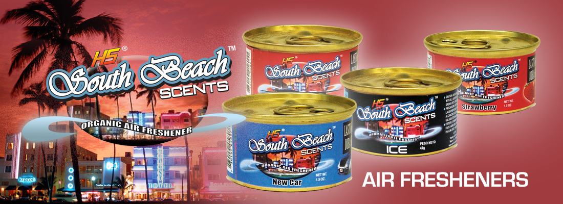 South Beach Scents