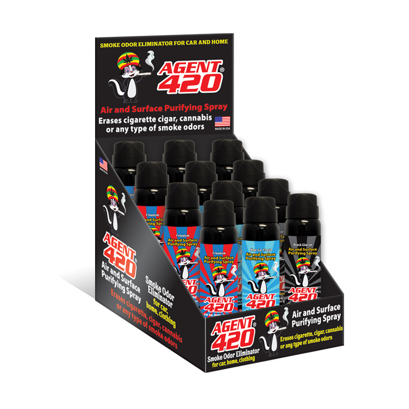 Agent 420 Package, Multi