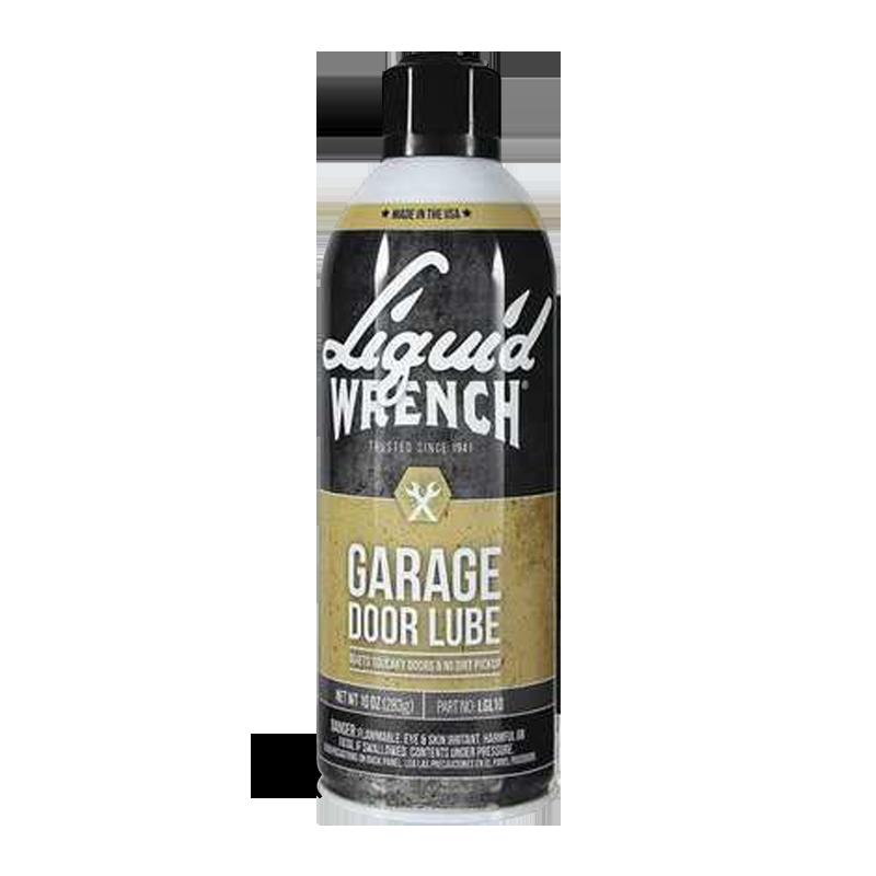 Liquid Wrench, Garage Door Lube