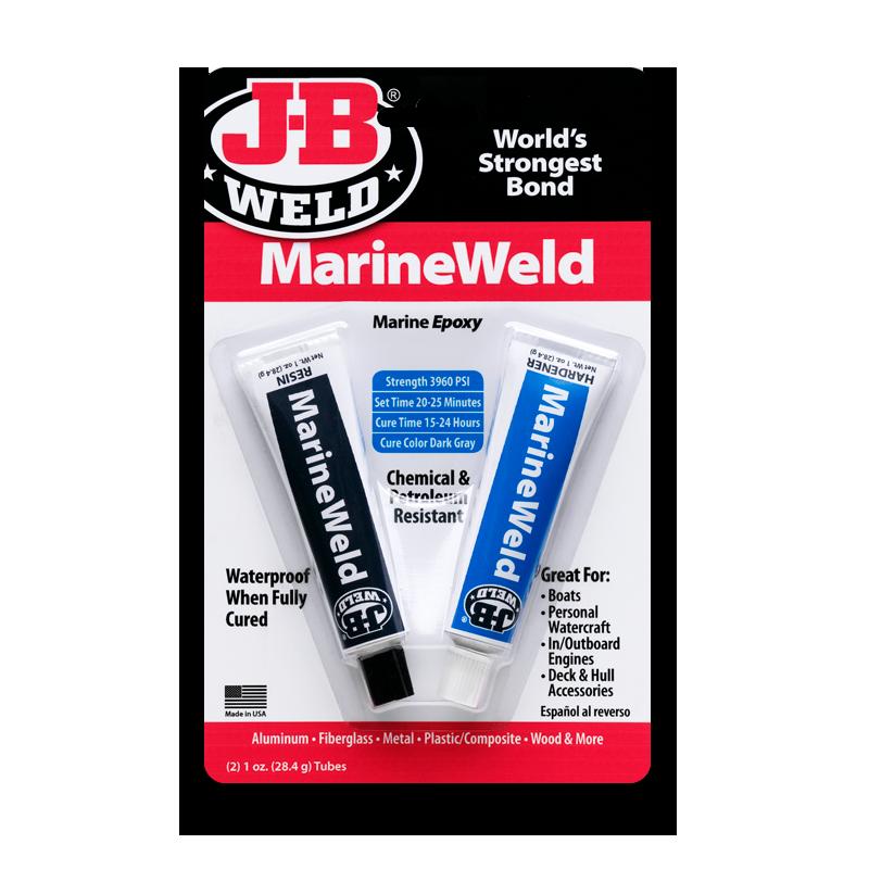 MarineWeld, J-B Weld