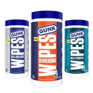 Gunk Wipes