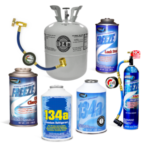 Refrigerants and Hoses
