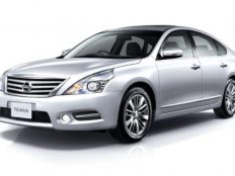 KK Leisure Tour And Rent A Car Nissan Teana