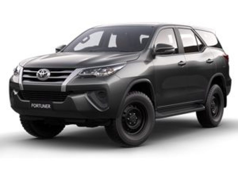 KK Leisure Tour And Rent A Car Toyota Fortuner