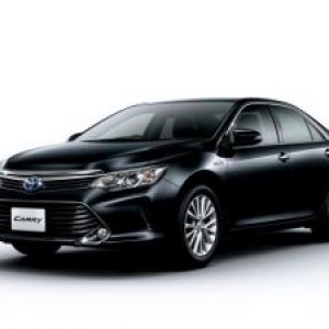 KK Leisure Tour And Rent A Car Toyota Camry Hybrid