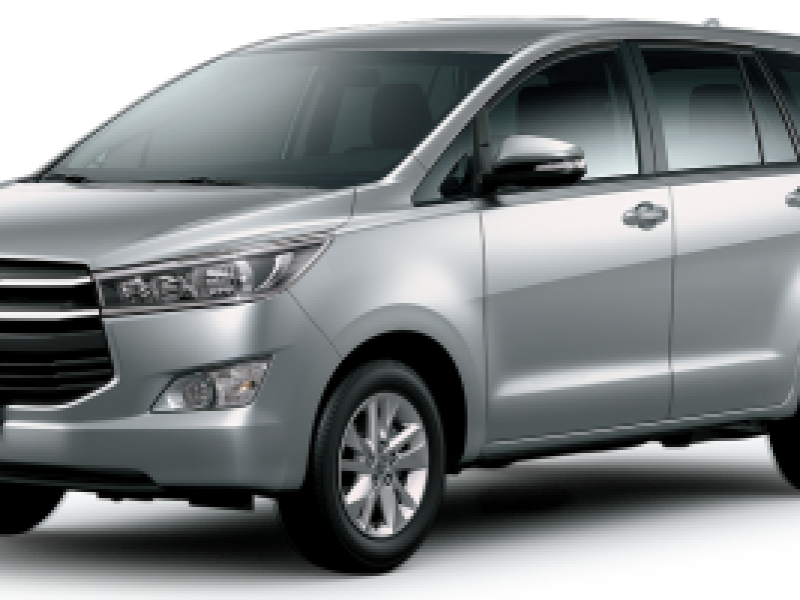 KK Leisure Tour And Rent A Car Toyota Innova