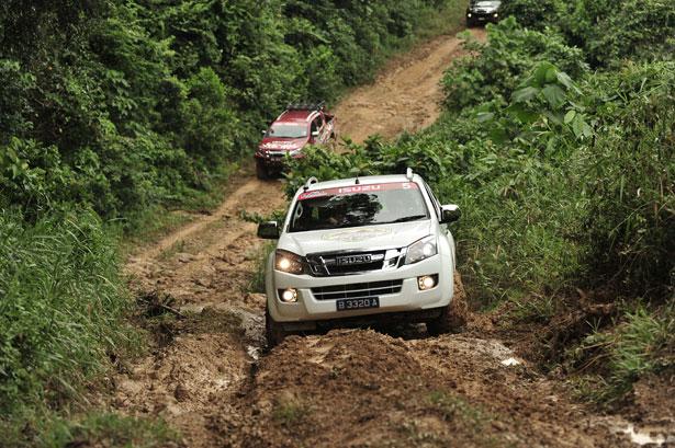 4 Wheel Drive Rental Malaysia