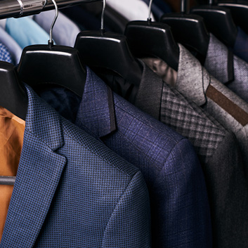 Dry Cleaning Services - Pepper Square Cleaners