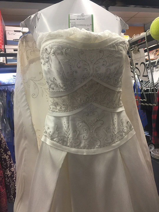 Specialty Gown Cleaning - Dallas, Texas