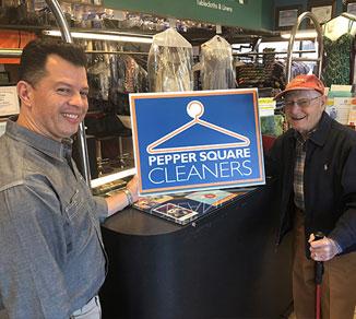 Mr. Bob McAfee - Customer for 39 Years!