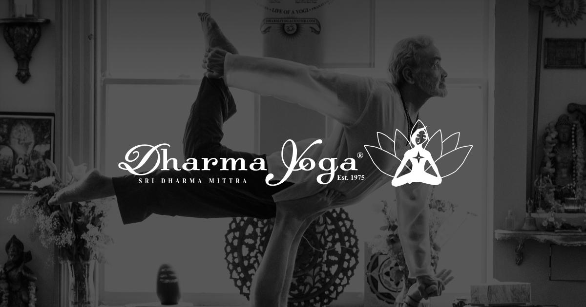 Yoga Dictionary - Dharma Yoga