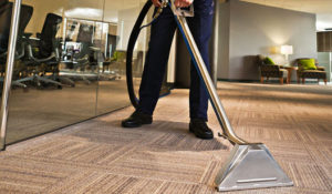 Commercial Carpet Cleaning by Big Red's Guaranteed in Omaha, NE.