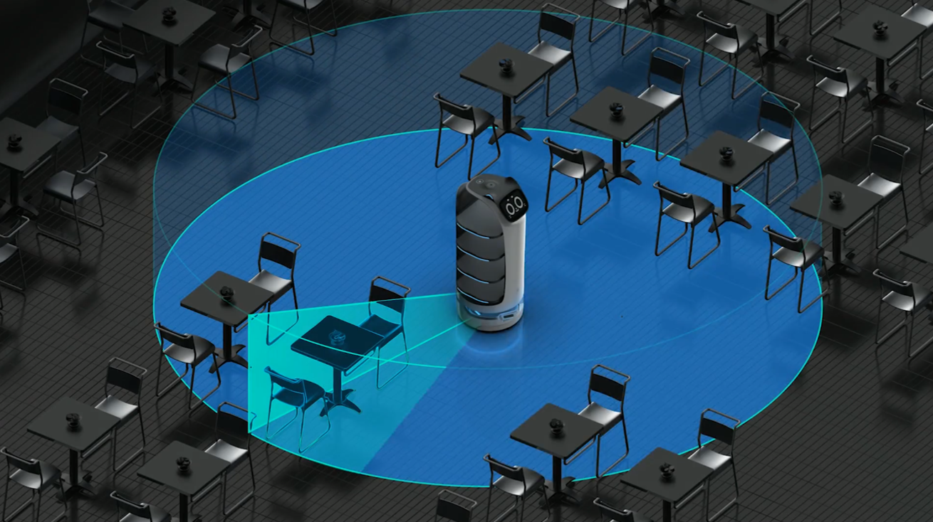 As the Restaurant Robotics Space Heats Up, Pudu Technology Secures $15 Million for Its Server and Dish Return Robots
