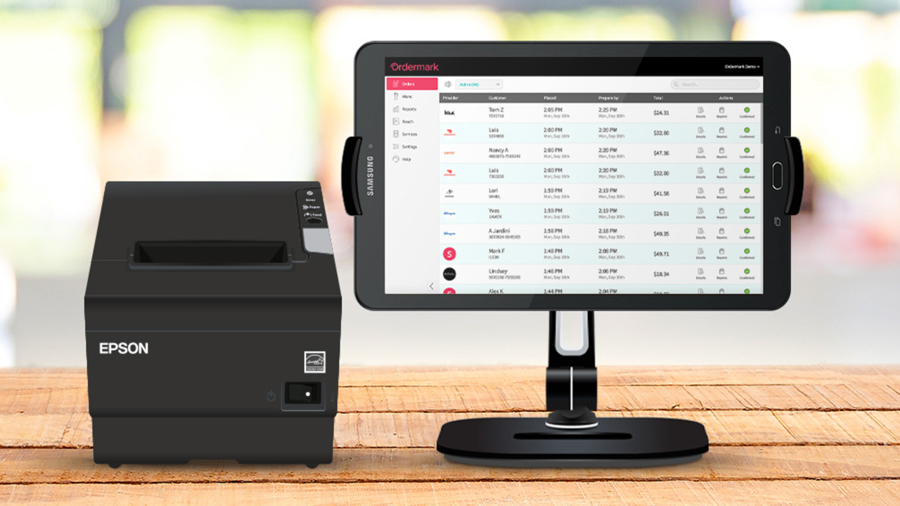 Ordermark Secures $120 Million to Grow Its Online Order Management Technology and Virtual Restaurant Business