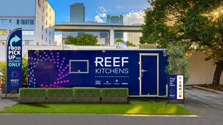Reef Technology Lands $700 Million for a Solution that Turns Parking Lots Into Restaurant Delivery Hubs