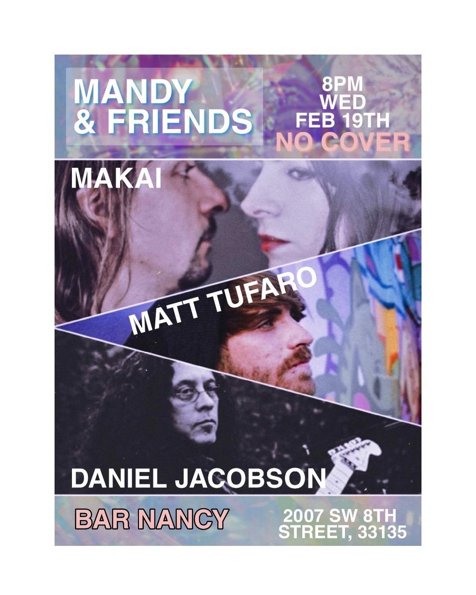 Mandy & Friends!