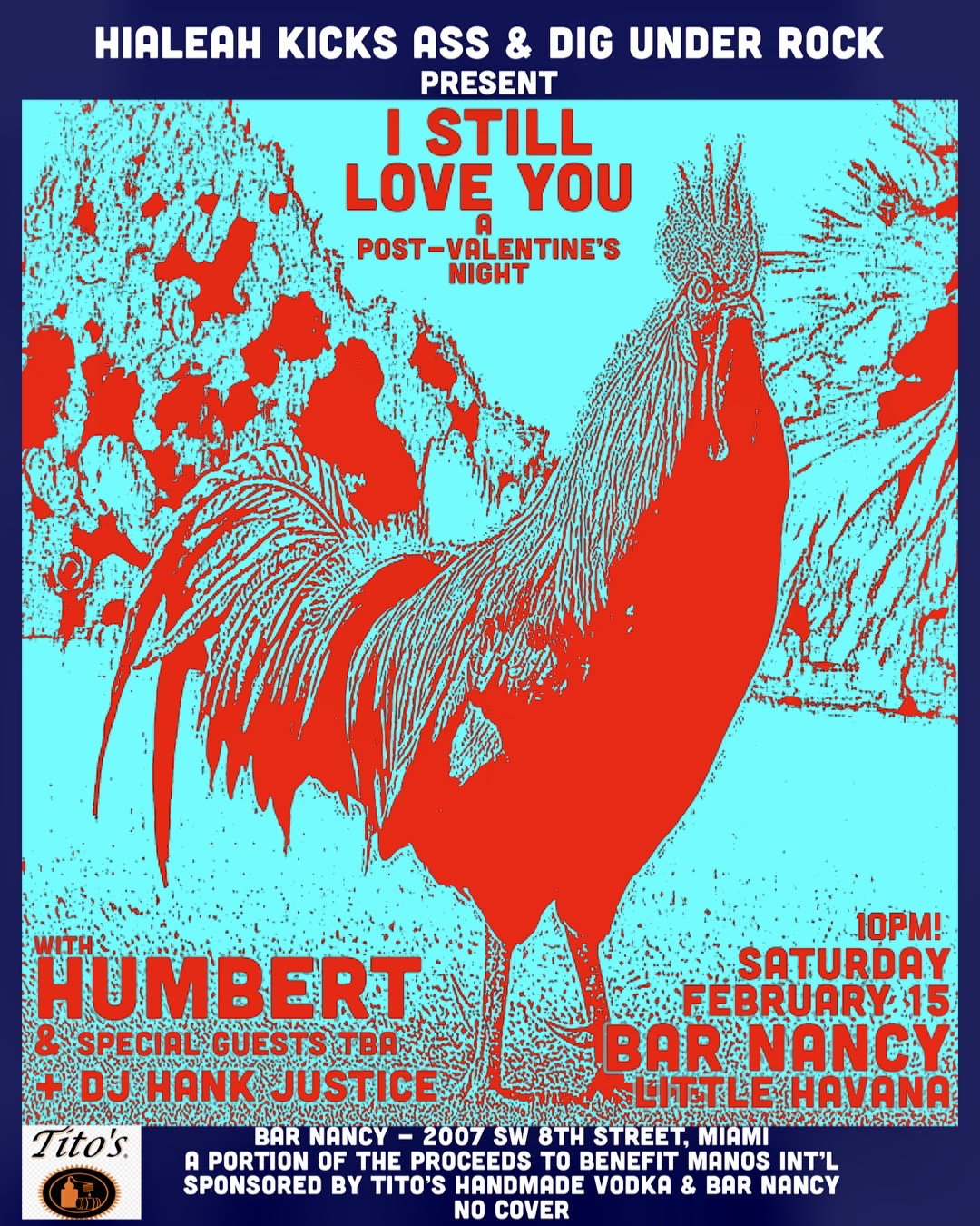 Humbert. ( I STILL Love You. A Post Valentine's Night! )