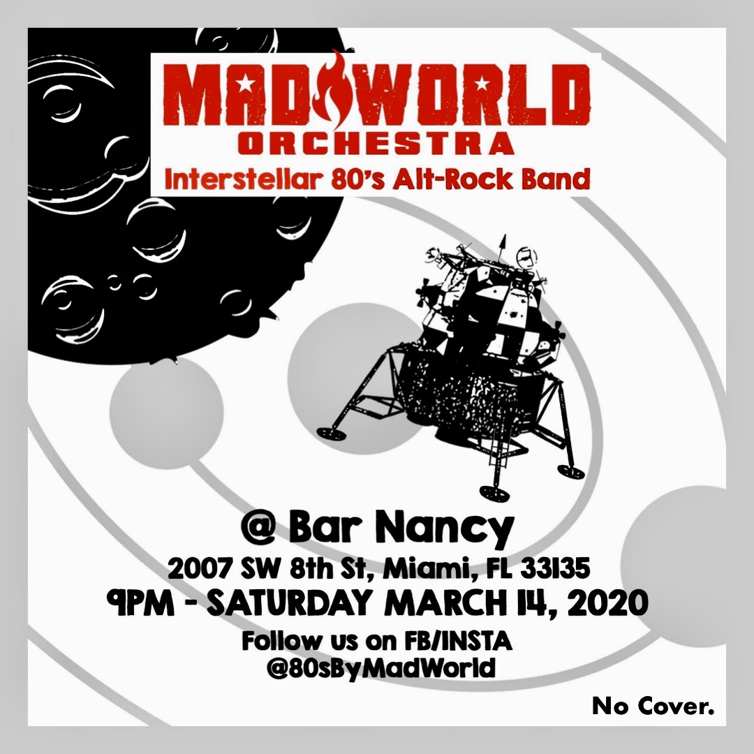 80's by Mad World Orchestra!