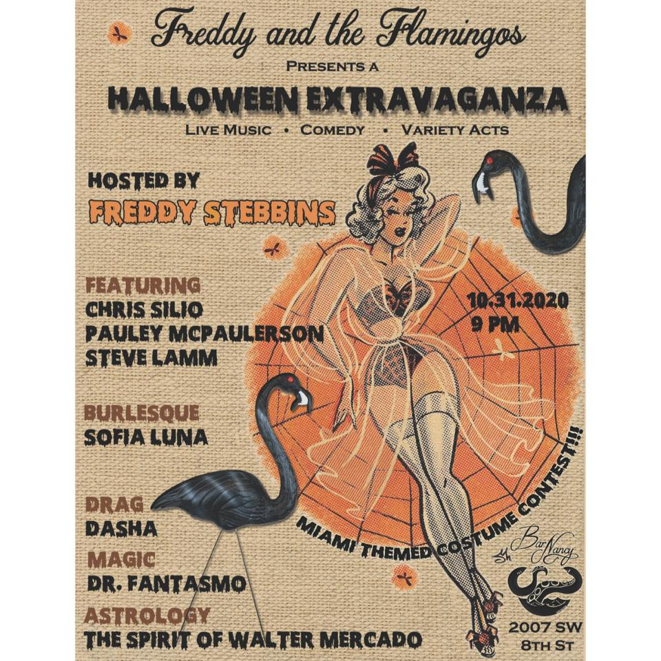 Halloween Extravaganza at Bar Nancy
