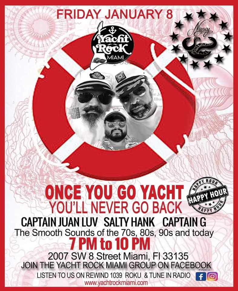 Yacht Rock Party at Bar Nancy