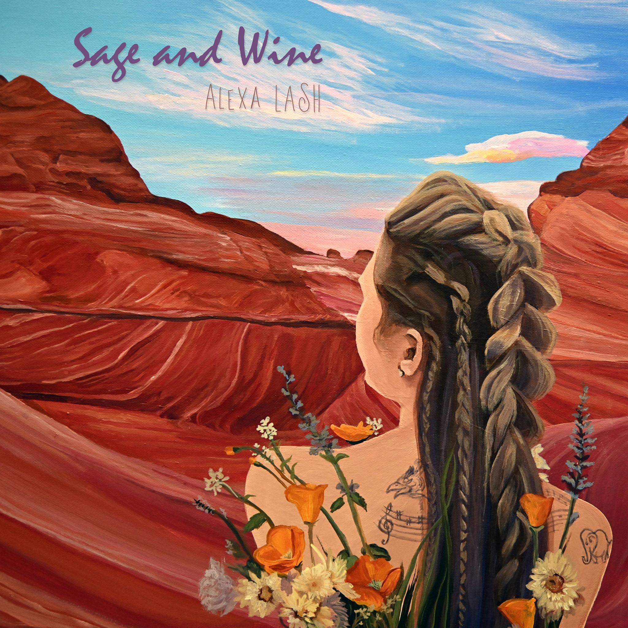 Sage and Wine EP Release Party with Special Guest