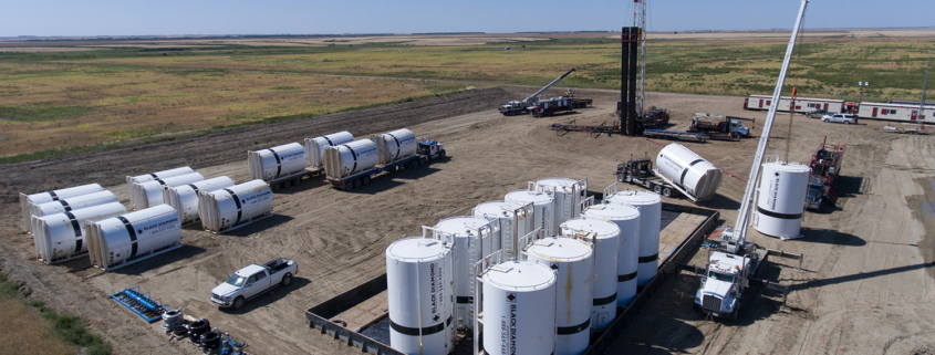 Frontier Project Solutions - Geothermal