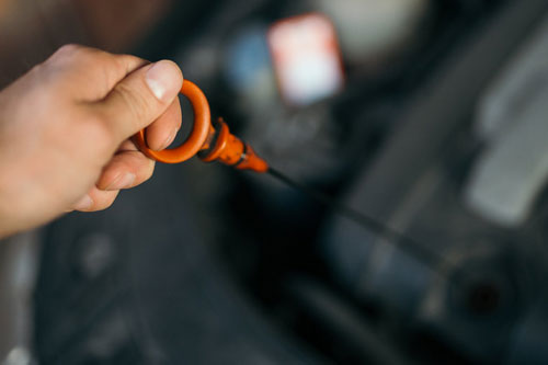 Checking your oil is an important step to Myrtle Beach car repair