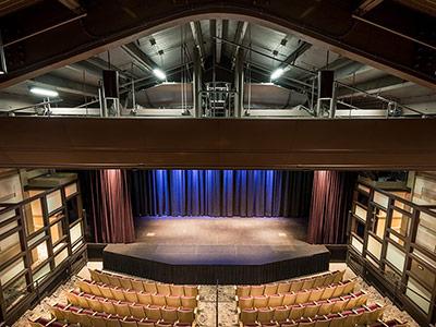 webb schools, susan a. nelson school of performing arts