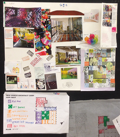 Oakland Youth Architecture Camp Project