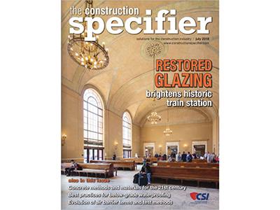 Restored Glazing Brightens Historic Train Station