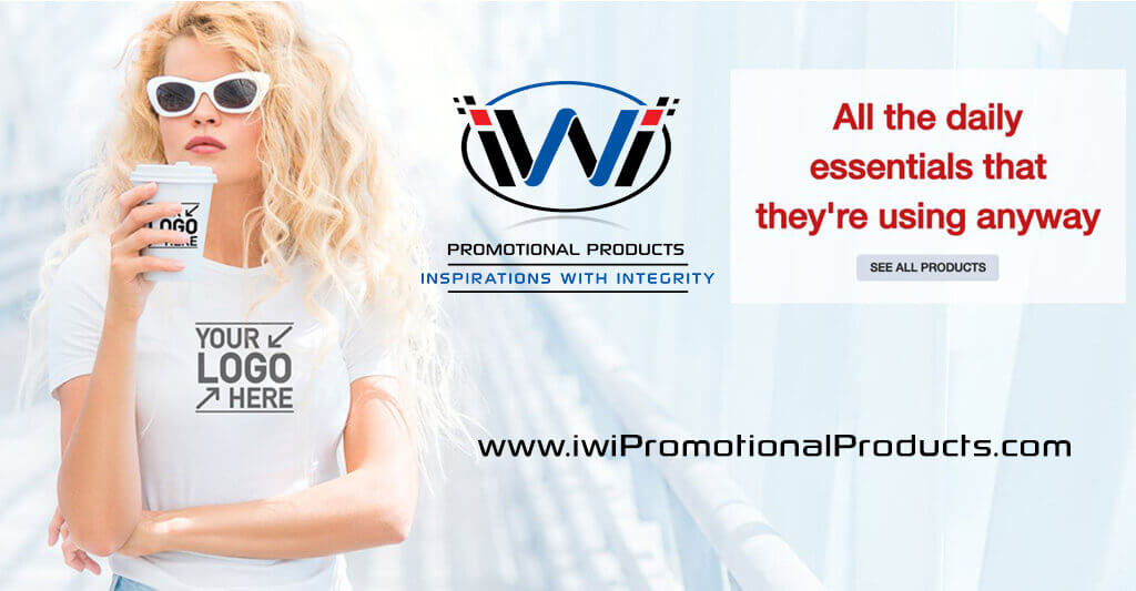 iwi Launches its Promotional Products site