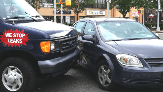 Company Vehicle Accident Distinctions